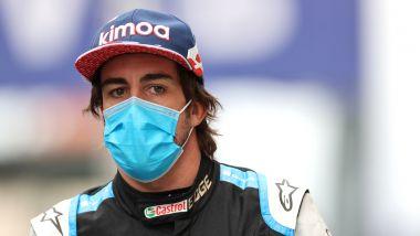 F1 GP Russia 2021, Sochi: Fernando Alonso (Alpine F1 Team)