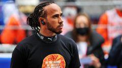 Mercedes valuta penalità motore per Hamilton in Turchia