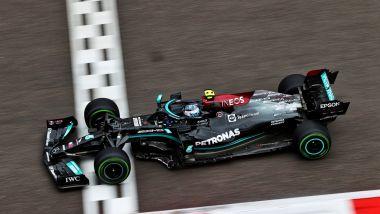 F1, GP Russia 2021: Valtteri Bottas (Mercedes)