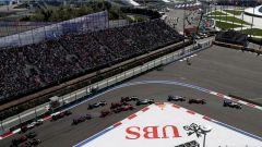 F1 GP Russia: Le pagelle della gara - Immagine: 3
