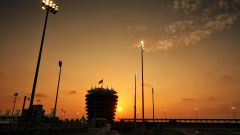 F1 GP Sakhir 2020, Manama: atmosfera del circuito