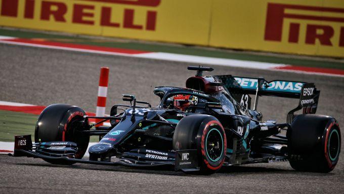 F1 GP Sakhir 2020, Manama: George Russell (Mercedes AMG F1)