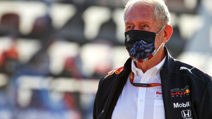 F1 GP Sakhir 2020, Manama: Helmut Marko (Red Bull Racing)