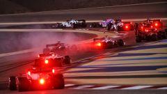 F1 GP Sakhir 2020, Manama: La partenza della gara