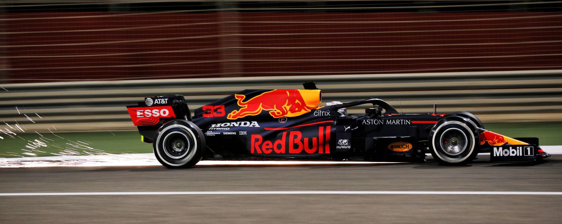 F1 GP Sakhir 2020, Manama: Max Verstappen (Red Bull Racing)
