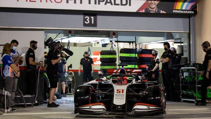 F1 GP Sakhir 2020, Manama: Pietro Fittipaldi (Haas)
