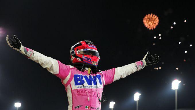 F1 GP Sakhir 2020, Manama: Sergio Perez (Racing Point F1)
