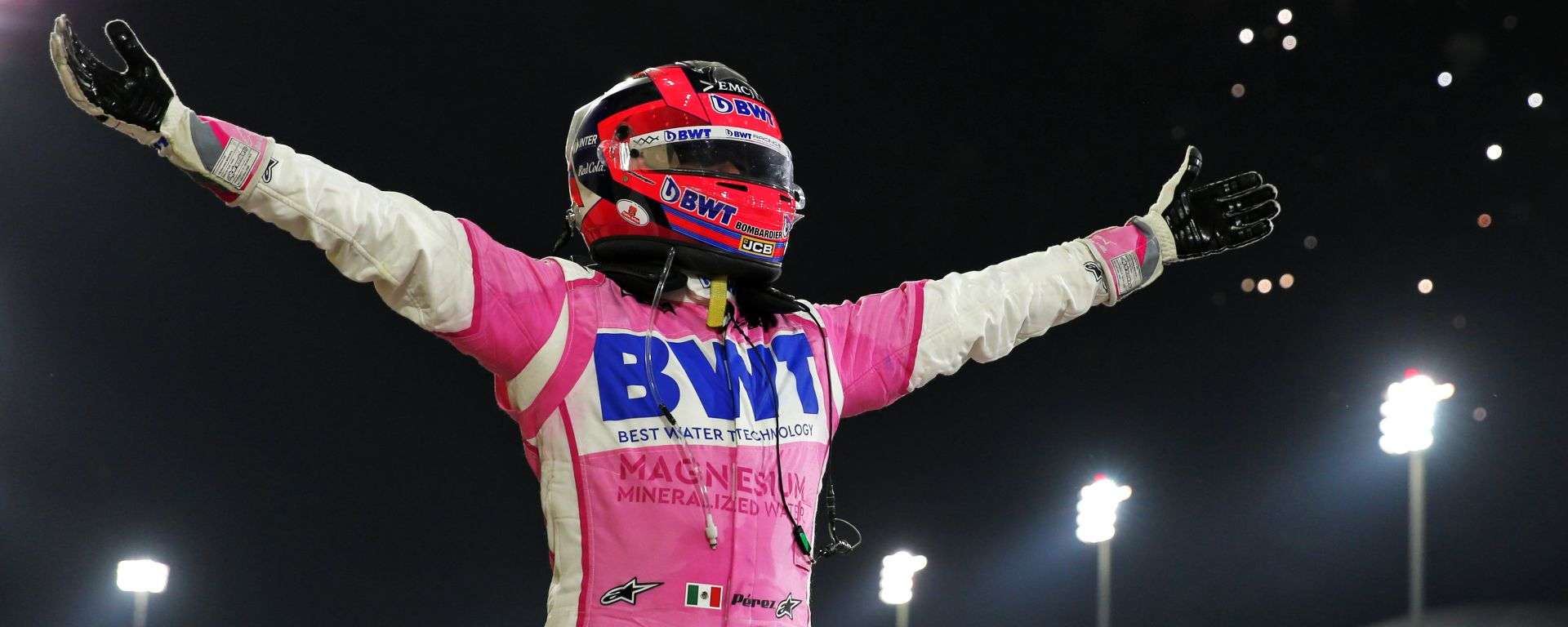 F1 GP Sakhir 2020, Manama: Sergio Perez (Racing Point F1)