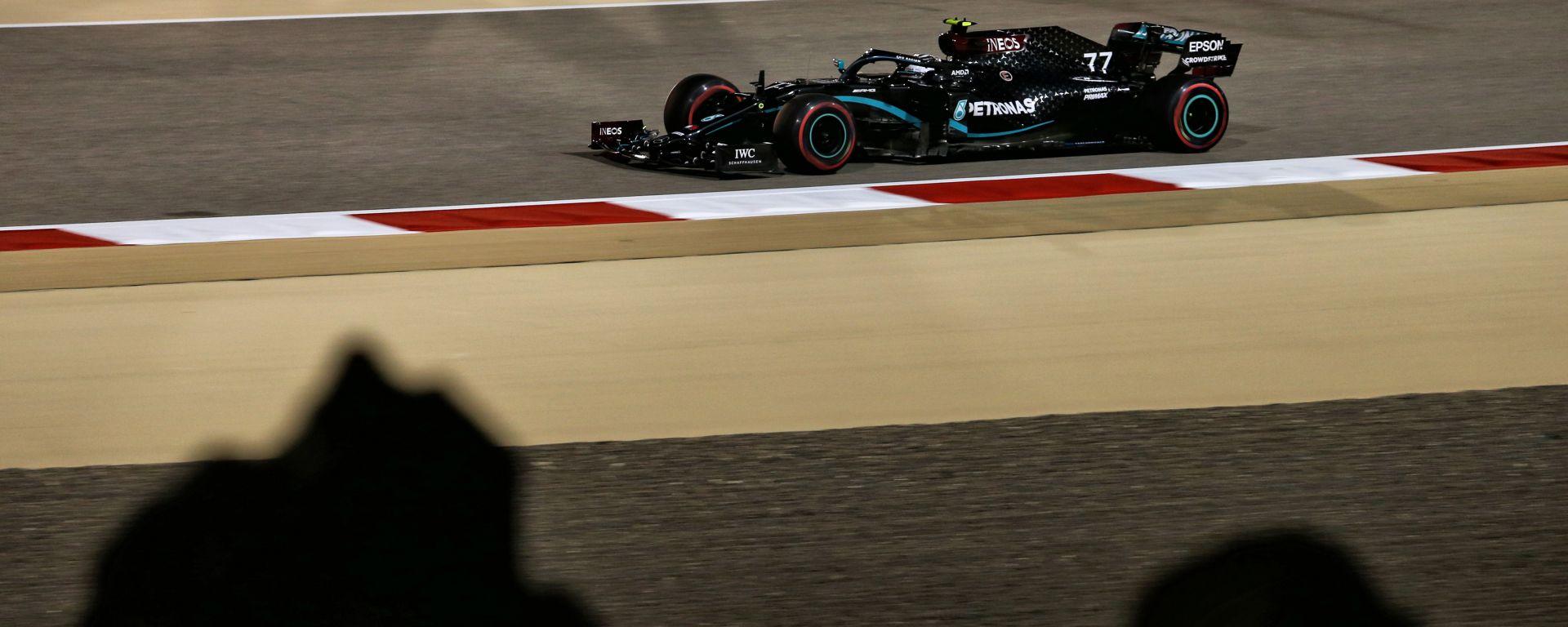 F1 GP Sakhir 2020, Manama: Valtteri Bottas (Mercedes AMG F1)