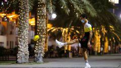 F1, GP Sakhir: il gesto di stizza del Sofficino Australiano