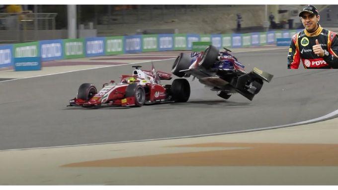 F1, GP Sakhir: premio Pastorone Approva