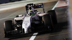 F1 GP Singapore 2014, Marina Bay: Felipe Massa al volante della Williams