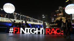 F1 GP Singapore 2018: gli orari tv per seguire in diretta e in differita la gara
