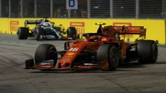 F1 GP Singapore 2019, Charles Leclerc (Ferrari)