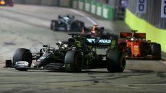 F1 GP Singapore 2019, Lewis Hamilton (Mercedes)