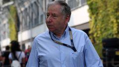 F1 GP Singapore 2019, Marina Bay: Jean Todt (FIA)