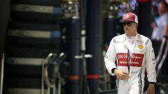 F1 GP Singapore 2019, Marina Bay: Kimi Raikkonen (Alfa Romeo)