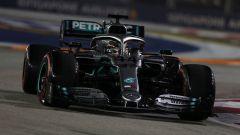 F1 GP Singapore 2019, Marina Bay, Lewis Hamilton (Mercedes)