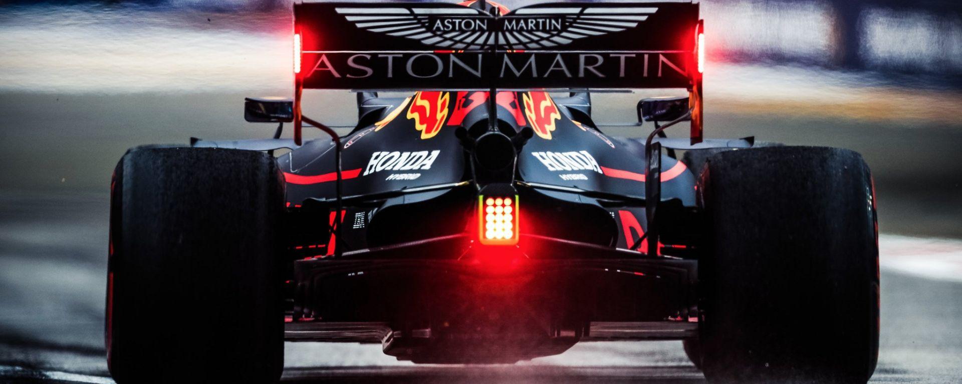 F1 GP Singapore 2019, Marina Bay: Max Verstappen (Red Bull)