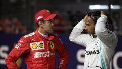 """F1 Singapore, Vettel: """"Dovevo fare meglio l'ultimo giro"""""""