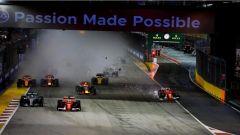 F1 GP Singapore: Verstappen, Vettel o Raikkonen? - Immagine: 3