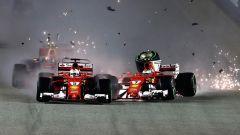 F1 GP Singapore: Verstappen, Vettel o Raikkonen? - Immagine: 2
