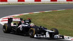 F1 GP Spagna 2012, Barcellona: Pastor Maldonado (Williams)