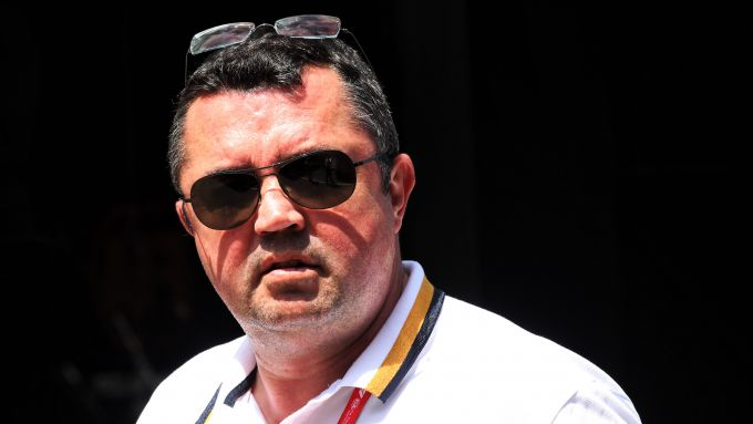 F1 GP Spagna 2019, Barcellona: Eric Boullier