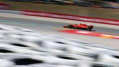 F1 GP Spagna 2019, la Ferrari SF90 di Sebastian Vettel
