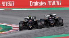 F1 GP Spagna 2019, la lotta in casa Haas tra Magnussen e Grosjean