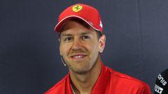 F1 GP Spagna 2019, Sebastian Vettel in conferenza stampa