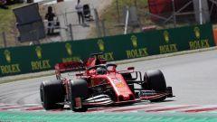 F1 GP Spagna 2019, Vettel ha chiuso la giornata con il quarto tempo finale