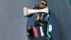 RadioBox 40: Hamilton chiude i giochi, Vettel a testa alta