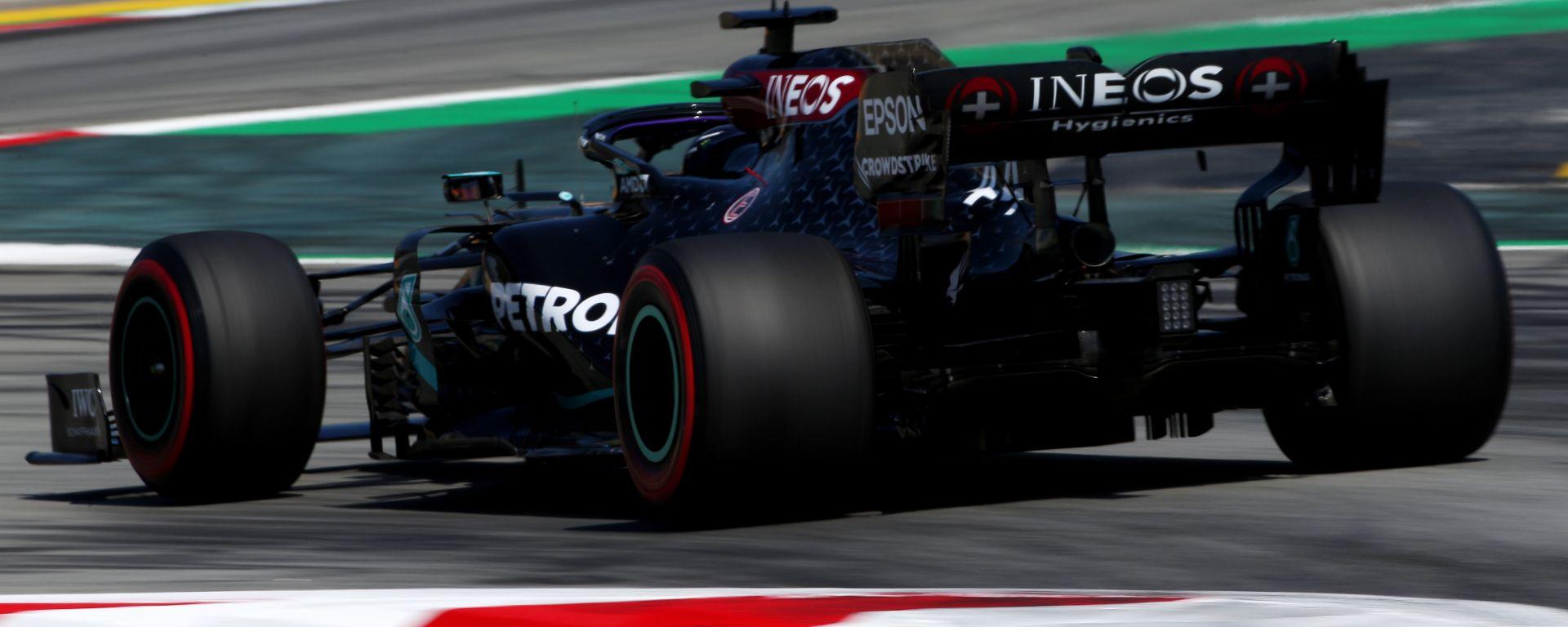 F1 GP Spagna 2020, Barcellona: Lewis Hamilton (Mercedes AMG F1)