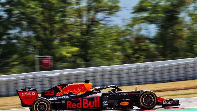 F1 GP Spagna 2020, Barcellona: Max Verstappen (Red Bull Racing)