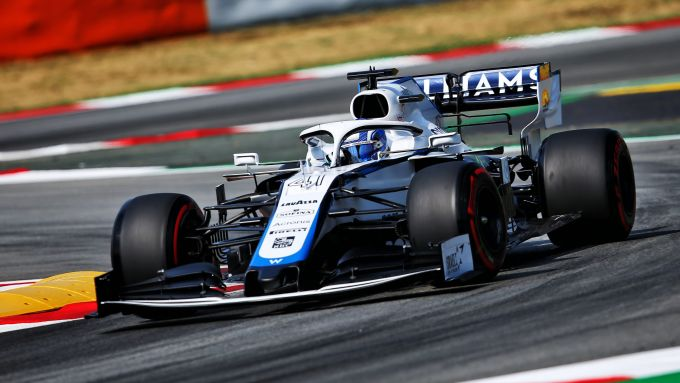 F1 GP Spagna 2020, Barcellona: Roy Nissany (Williams Racing)