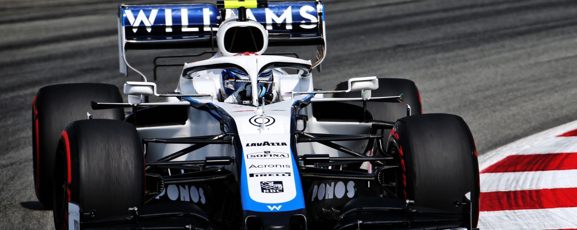 F1, GP Spagna 2020: Nicholas Latifi (Williams)