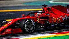 Ferrari allontana le voci di divorzio anticipato da Vettel