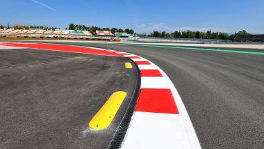 F1 GP Spagna 2021, Barcellona: Atmosfera del circuito