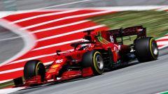 F1 GP Spagna 2021, PL2: Hamilton in vetta, Leclerc 3°