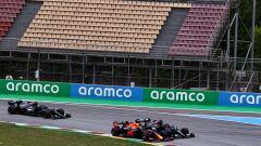 GP Spagna 2021: analisi gara su Instagram - Video
