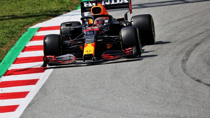 F1 GP Spagna 2021, Barcellona: Max Verstappen (Red Bull Racing)