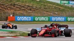 F1 GP Spagna 2021, Barcellona, Montmelò: Carlos Sainz (Ferrari)