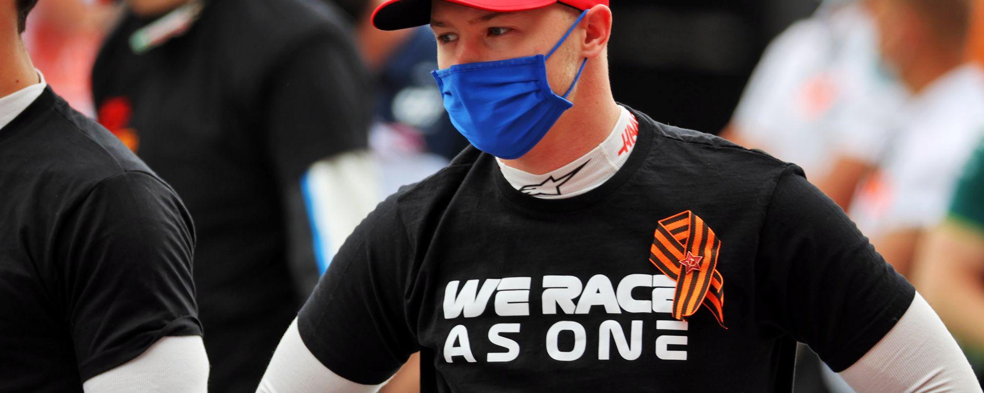 F1 GP Spagna 2021, Barcellona: Nikita Mazepin (Haas F1 Team)