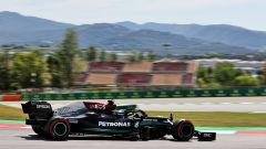 F1 GP Spagna 2021, PL1: Bottas davanti a Max e Lewis