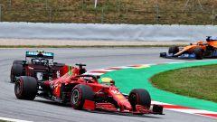 Leclerc e la rivincita Ferrari sui detrattori