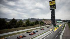 GP Spagna 2021, ascolti tv