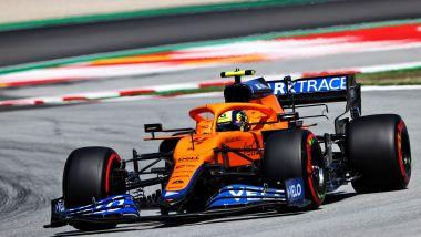 F1, GP SPagna 2021: Lando Norris (McLaren)
