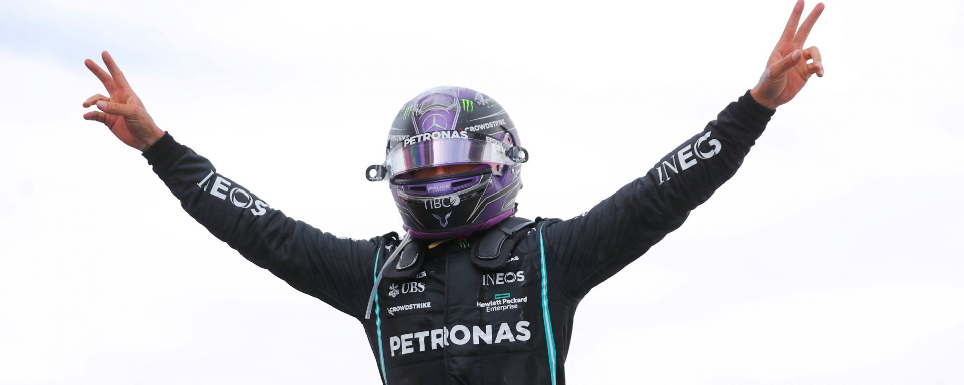F1, GP Spagna 2021: Lewis Hamilton (Mercedes)