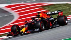 F1, GP Spagna 2021: Max Verstappen (Red Bull)